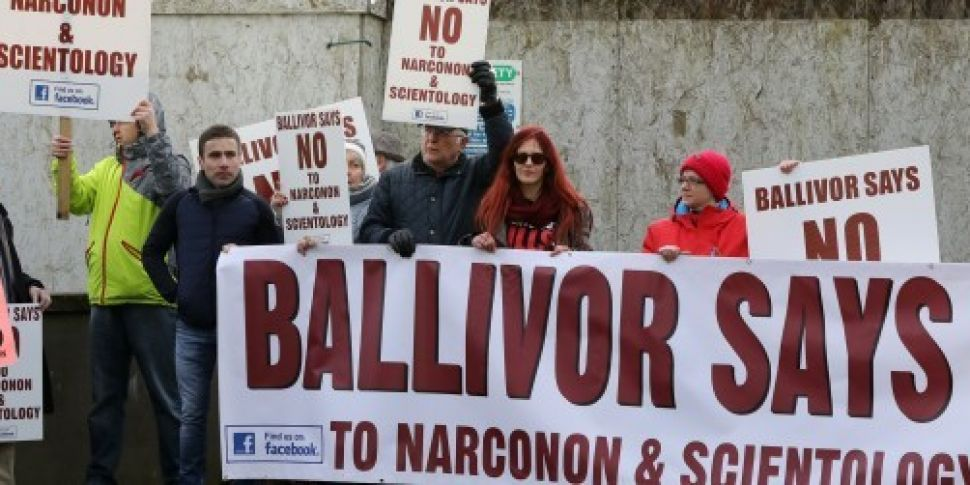 Protest held in Meath over pla...