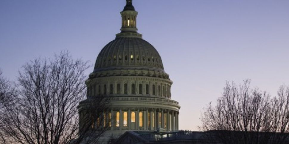 US government shuts down after...