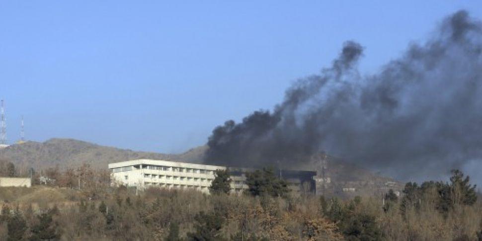 18 dead after gunmen attack lu...
