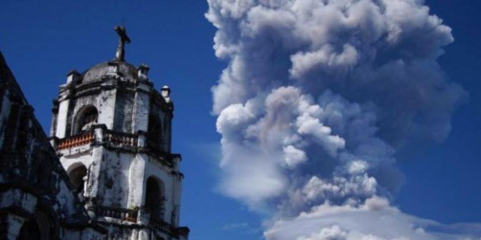 Philippines alert level raised...