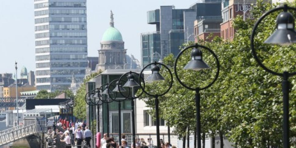 Ireland ranked as one of the b...