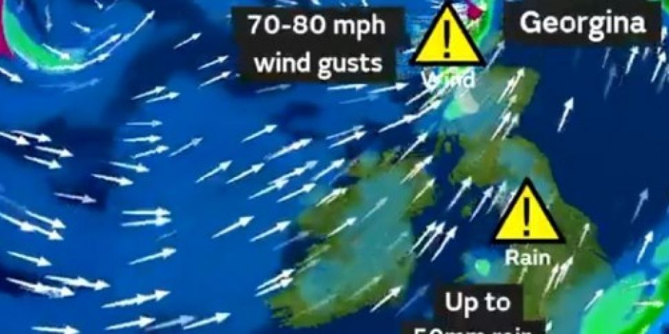 Weather warnings cancelled as...
