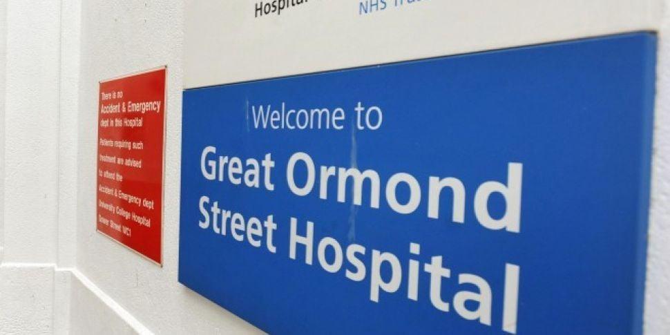 UK children's hospitals to...