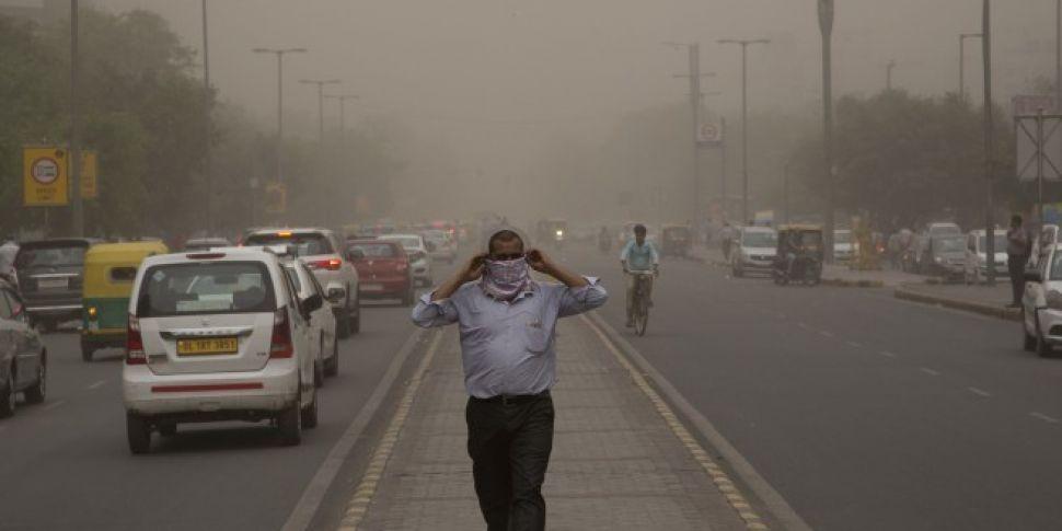Major dust storm kills 98 in I...