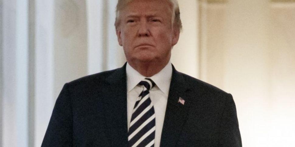 Trump insists no campaign mone...