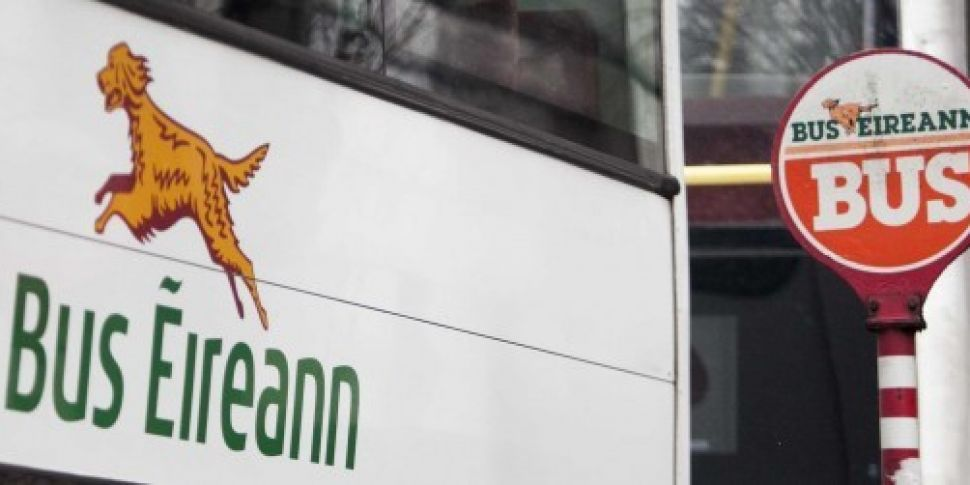 Bus Éireann to create almost 2...