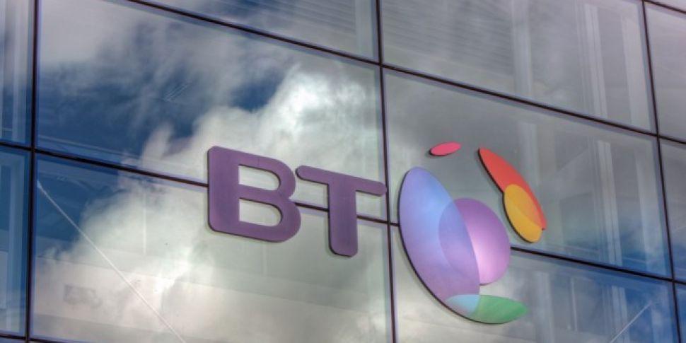 BT is to cut 13,000 jobs in co...