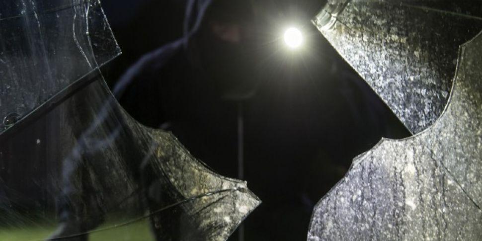 Home burglaries down 25% in fi...