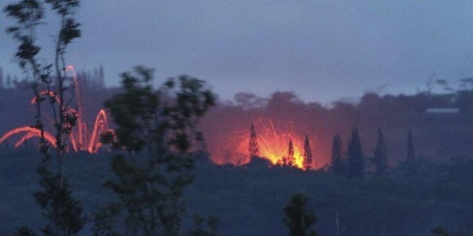 Hawaii volcano 'may become...