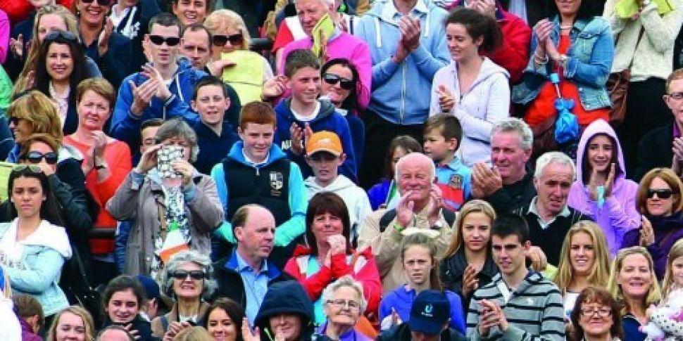 Over 90% of Irish people '...