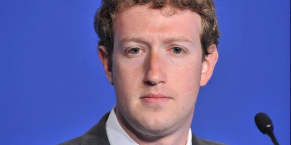 Facebook CEO Zuckerberg admits...
