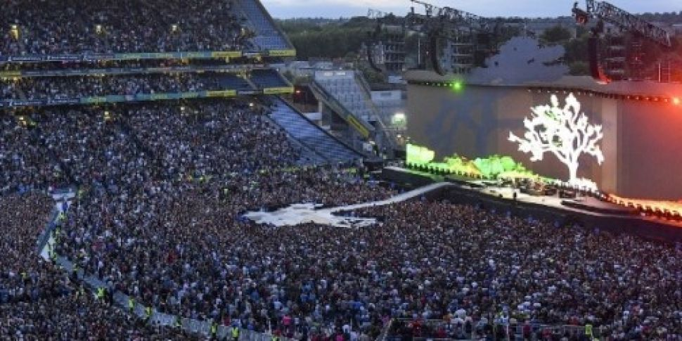 Croke Park residents criticise...