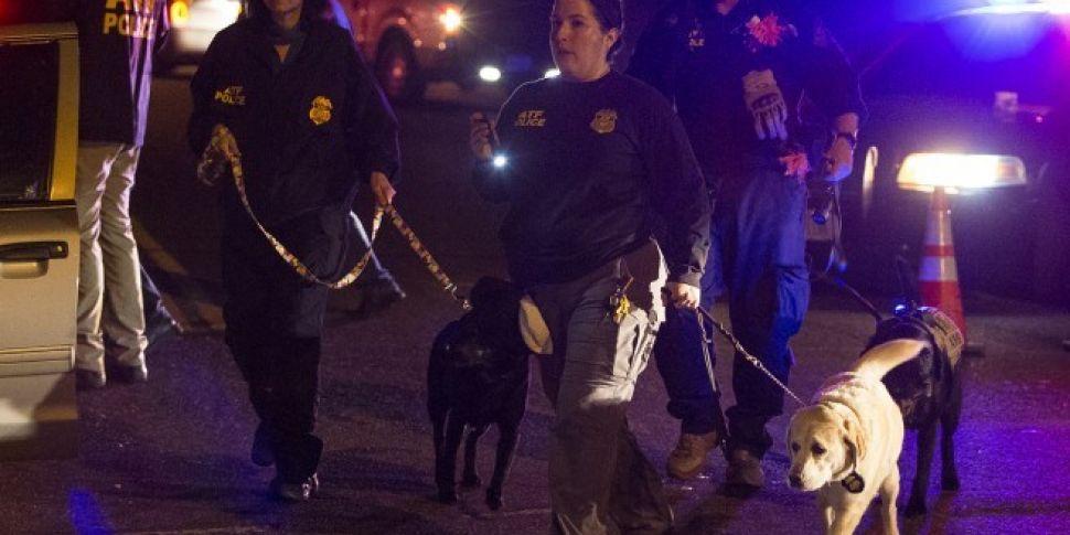 Texas serial bombing suspect d...