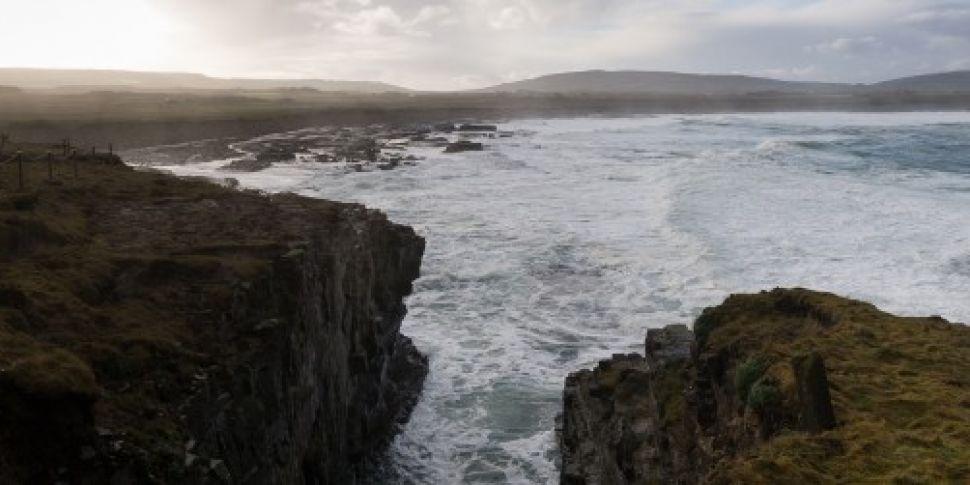 Irish heritage site Céide Fiel...