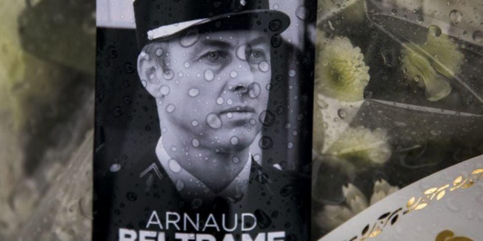 France terror attack hero was...