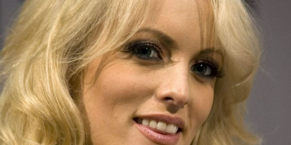 Stormy Daniels claims she was...