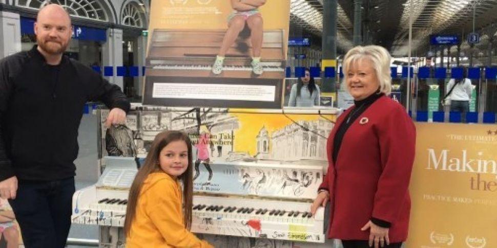 Dublin's Heuston Station g...