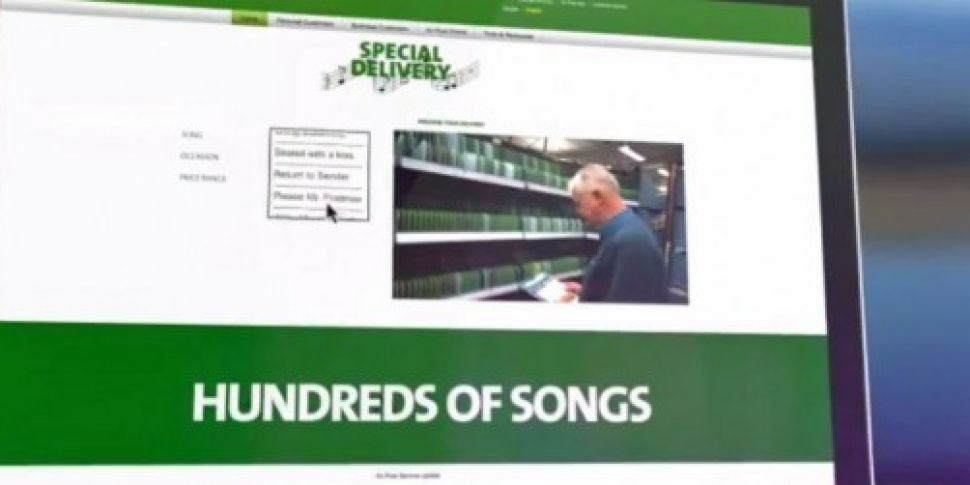 WATCH: An Post launches musica...