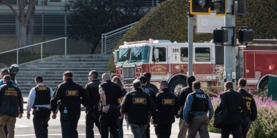 Police in US identify suspecte...