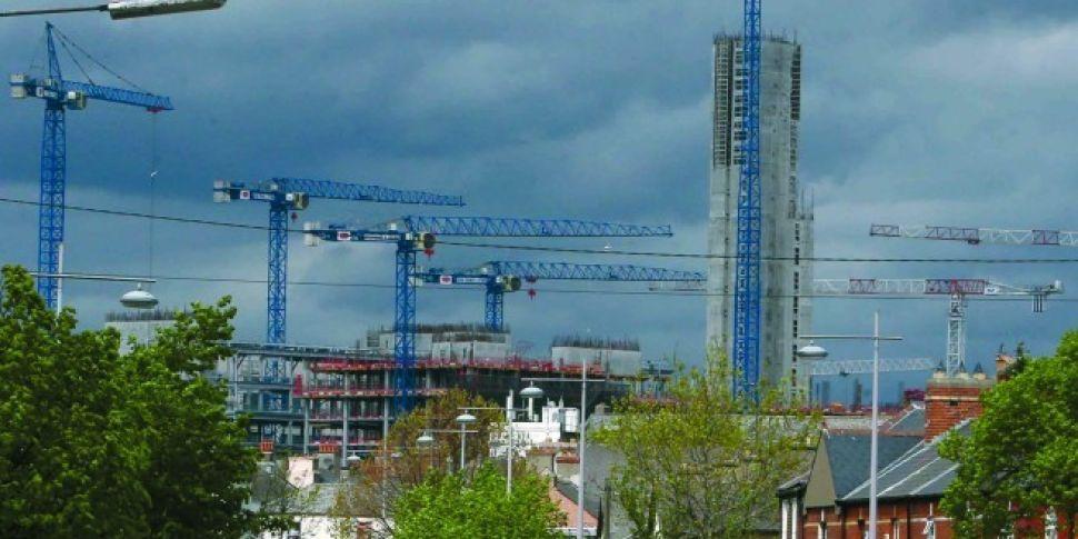 Major Irish construction firm...