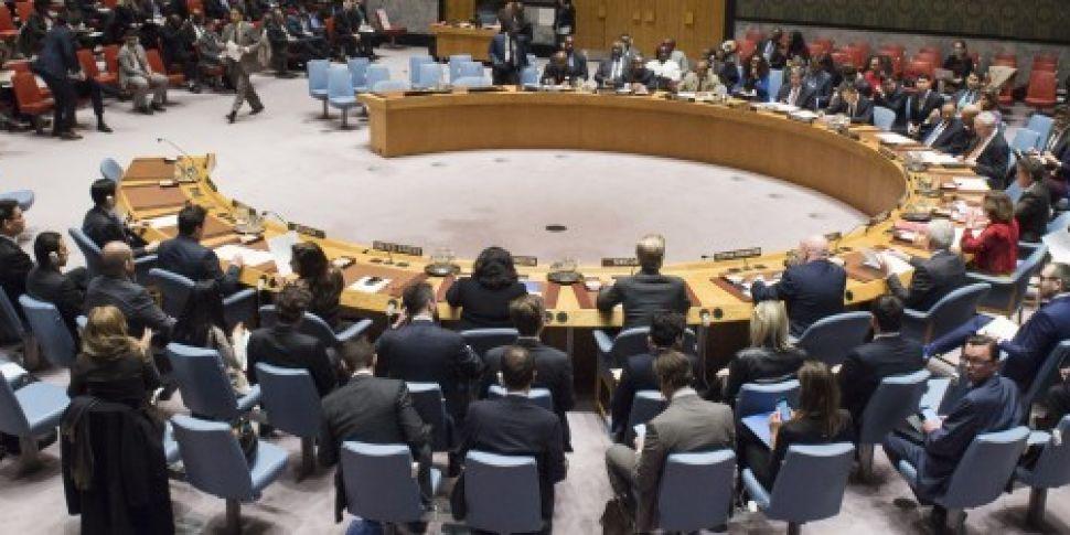 UN Security Council to meet ov...