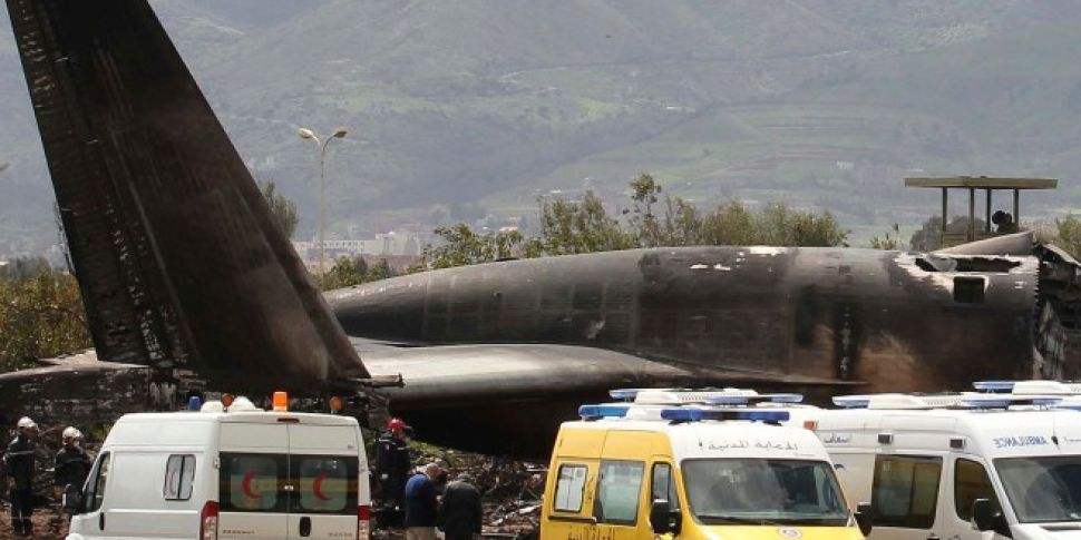 Death toll from Algeria plane...