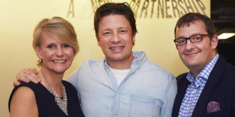 Jamie Oliver signs deal to cre...