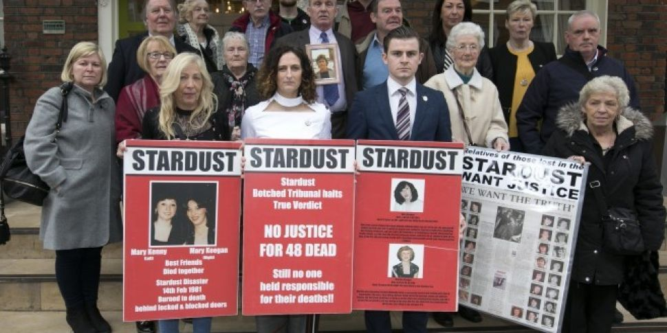Stardust families call for fre...