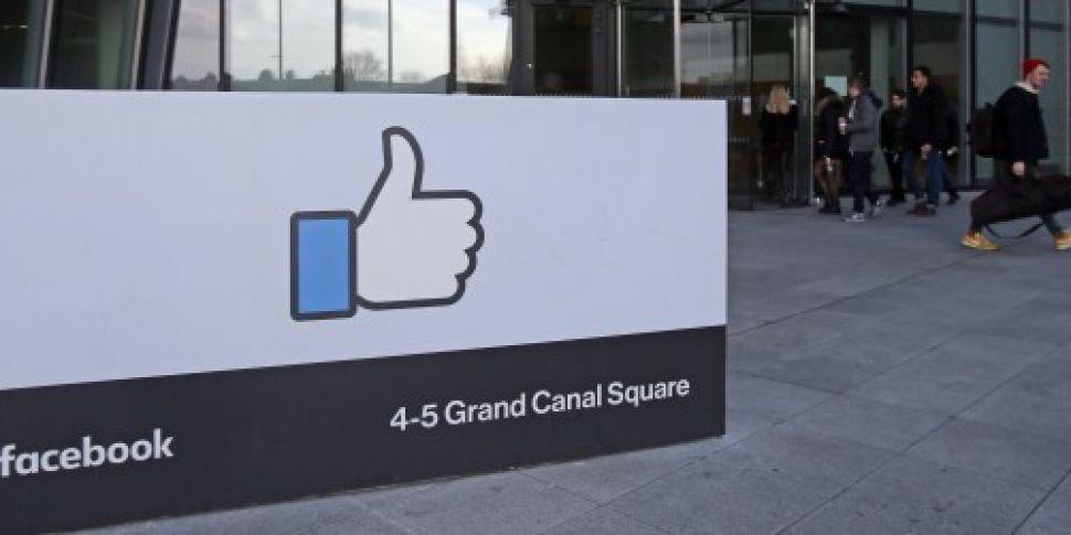 Facebook to attend Oireachtas...