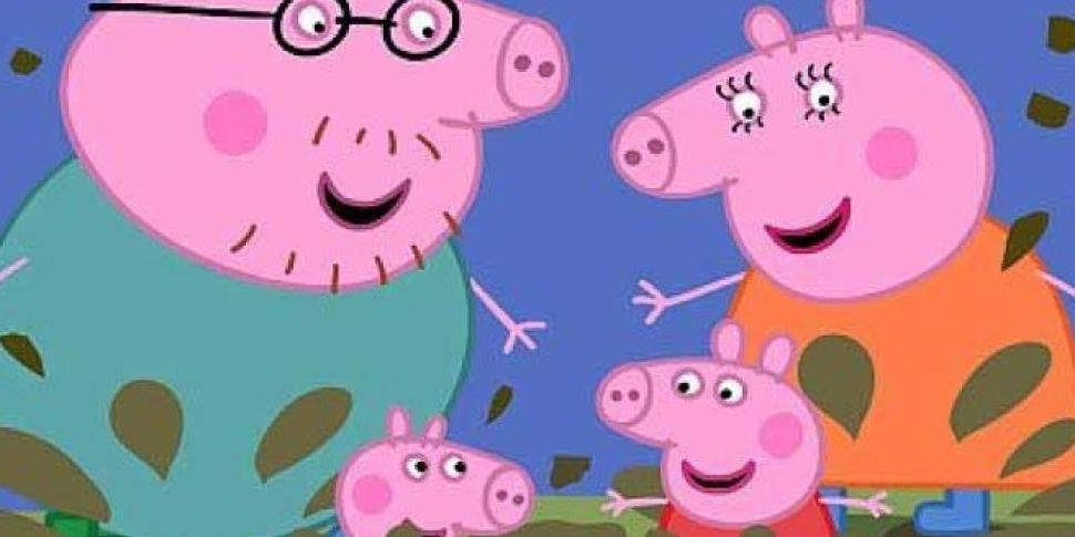 Sean 39 S Opening Story Peppa Pig Really Gets On My Goat Newstalk