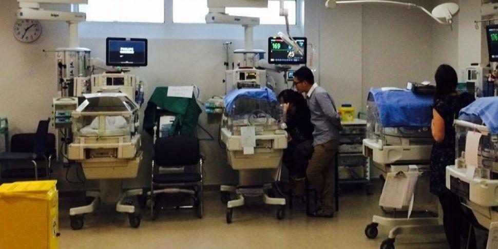 New neonatal unit opened at Holles Street Hospital   Newstalk