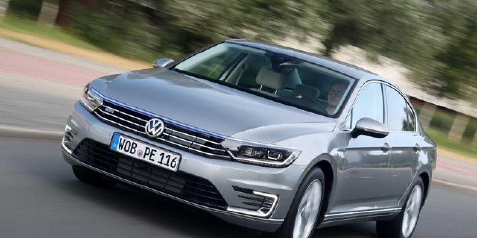 Launch Drive Volkswagen Pat Gte