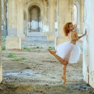 I was told if I danced again,...