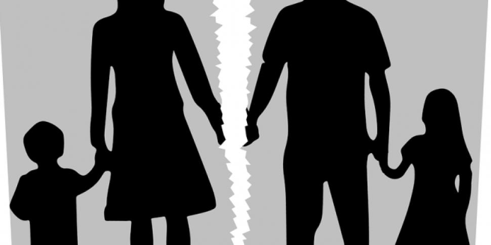 Dealing with children through a breakup   Newstalk