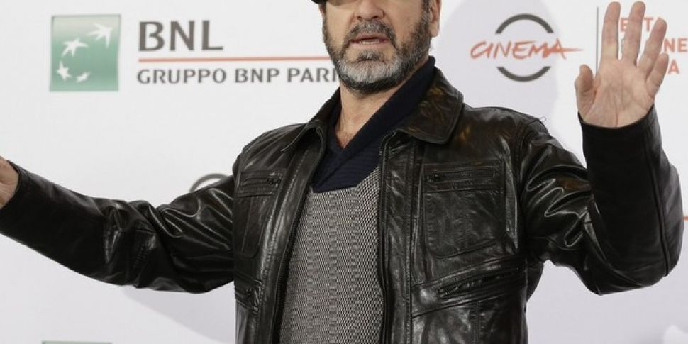 Eric Cantona leaps to defend his comments about Didier