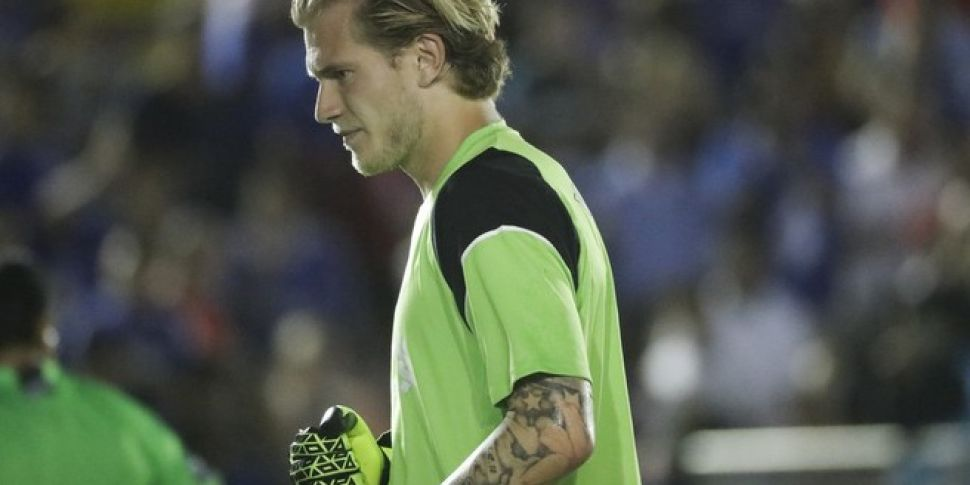 7183af42291 Liverpool suffer blow as new goalkeeper is ruled out for two months with broken  hand