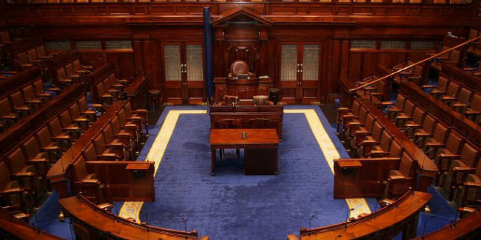 Abortion Bill passes the Dáil...