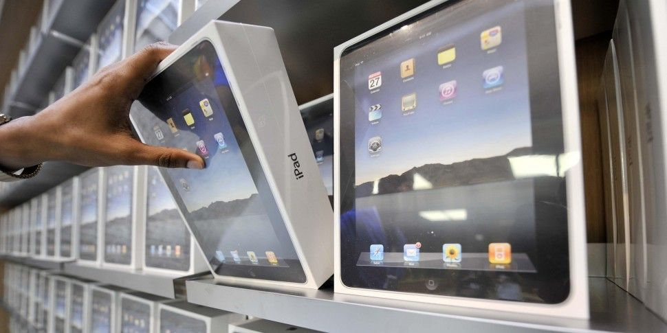 Public libraries to get iPads...