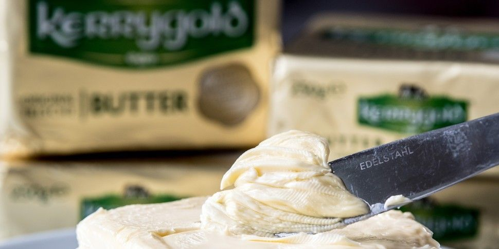 Irish butter exports exceeded...