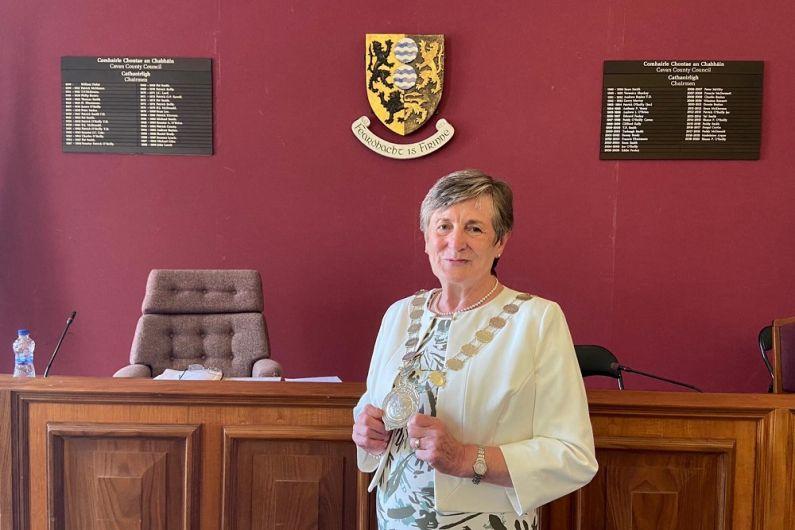 Madeline Argue elected Chair of Cavan-Belturbet MD