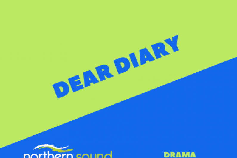 August 18 2021: Podcast: Dear Diary-Perspective of a Grandmother