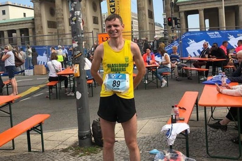 Monaghan runner sets new record in Berlin