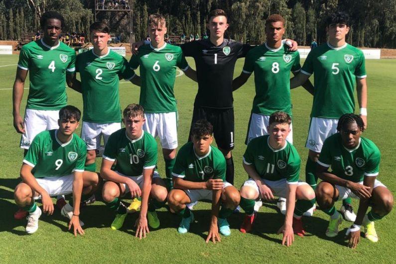 Irish U19's draw with Sweden