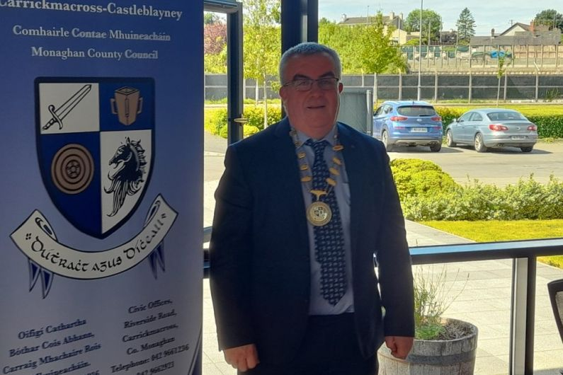 PJ O'Hanlon elected Chair of Carrick-Blayney MD