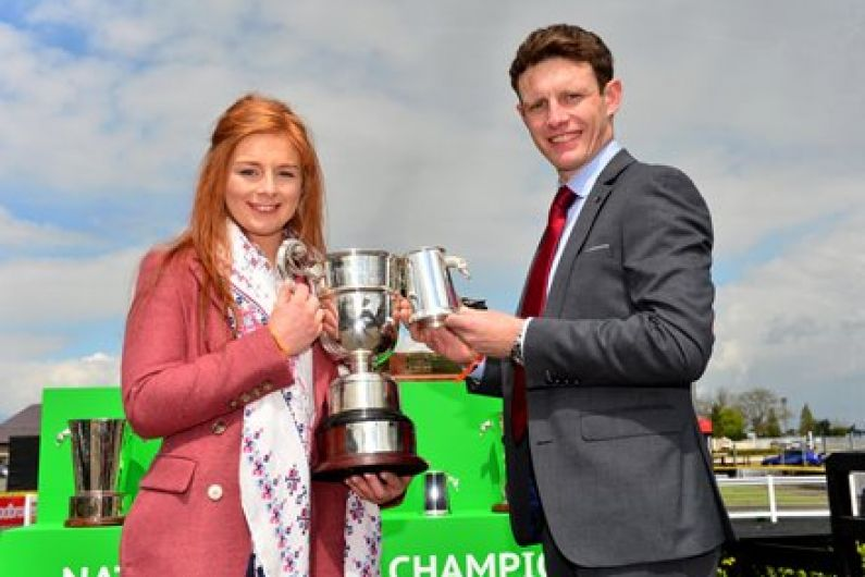 Brother and sister take national hunt championship titles