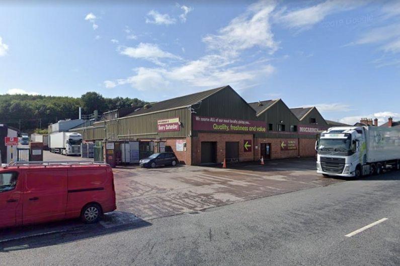 Cavan meat processor closed after Covid outbreak