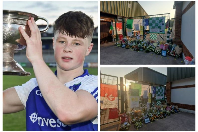 Ógie: Funeral hears of love of sport, family and keeping busy