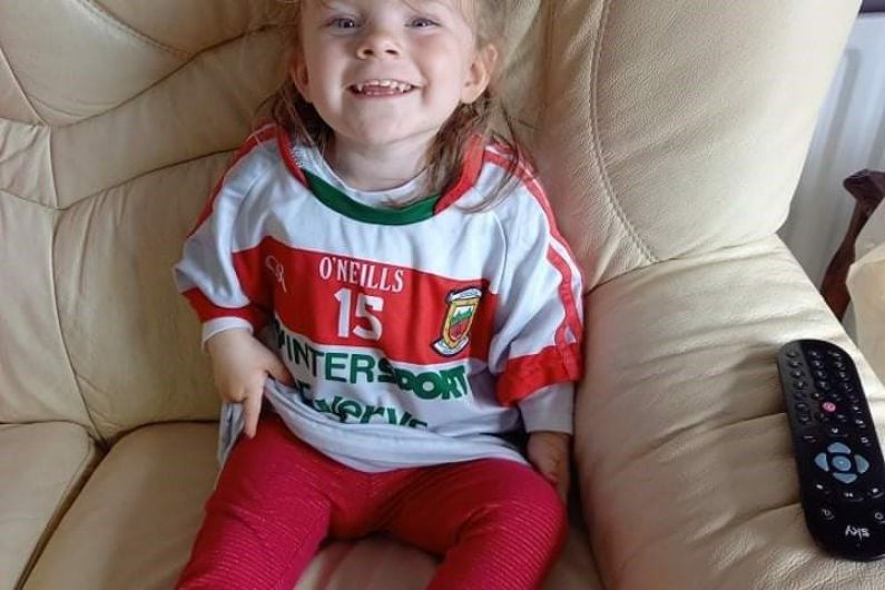 Child Rescue Alert after two-year-old taken from Mayo health centre