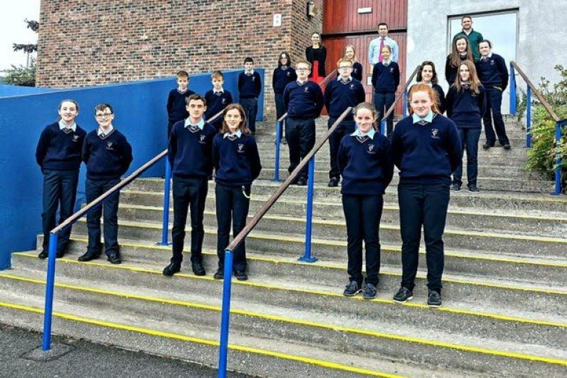 Double trouble with nine sets of twins enrolling in Castleblayney school