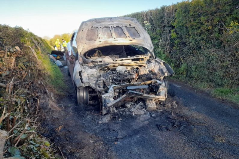 Emergency Services respond to early morning two-car crash in Co Monaghan